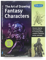 The Art of Drawing Fantasy Characters
