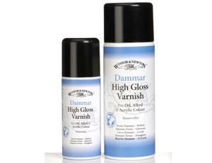 Dammar High Gloss Varnish Uði