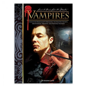 Vampires- Learn to Draw